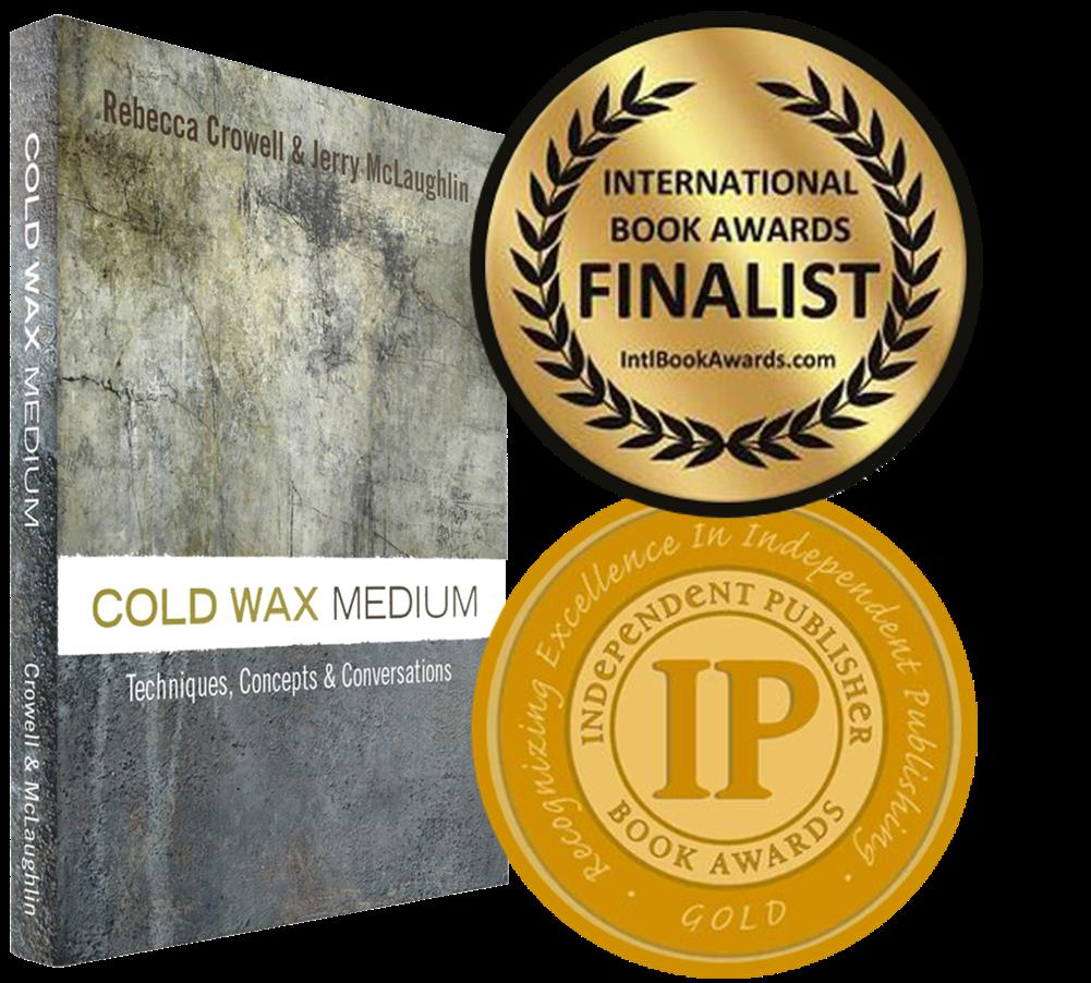 Award Winning Cold Wax Book