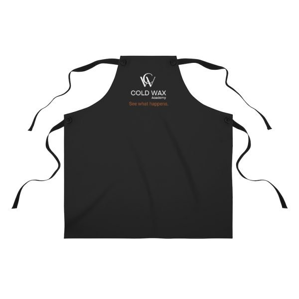 Cold Wax Academy Apron for Cold Wax Medium Painting