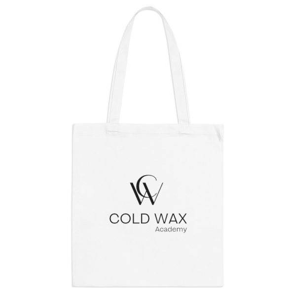 Cold Wax Academy Eco Tote