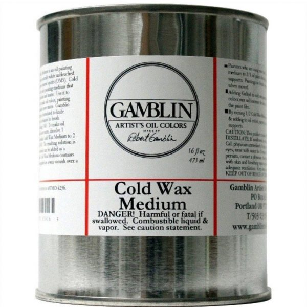 Cold Wax Academy Cold Wax Starter Kit