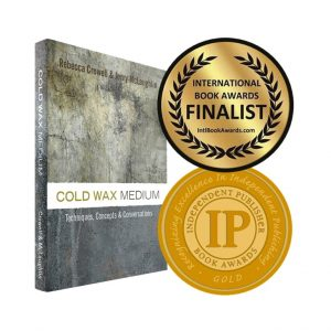 Award Winning Cold Wax Book
