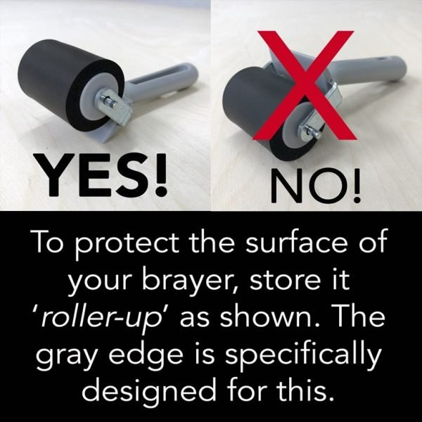 Protect Your Brayer
